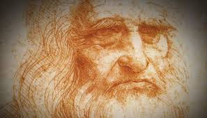 Portrait of Leonardo by Melzi